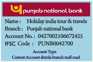 Shimla Tour Operator