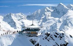 snow fall at kinnaur tour